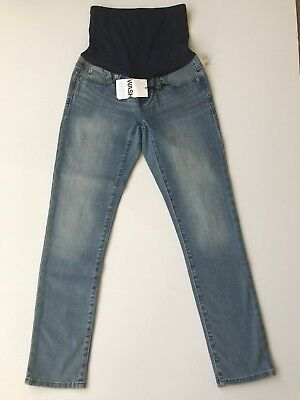 Gap Maternity Skinny Jeans NWT Full Panel Size 00