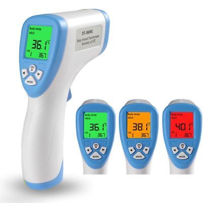 Numerique Thermometre Infrarouge Bebe Adulte Front Sans contact Thermometre D3I3