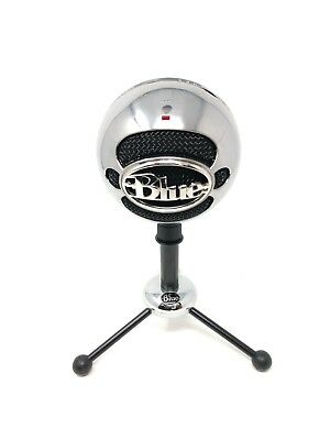 Blue Microphones Snowball iCE USB Microphone ( Chrome )