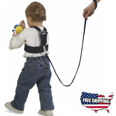 Baby Safety Reins Toddler Harness Secure Adjustable Safe Walking Leash Straps