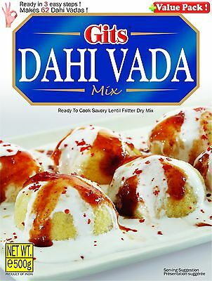 Gits Dahi Vada mix 500gm ready to cook