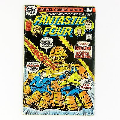 Fantastic Four #169 -- bronze age Marvel comic (GD/VG | 3.0)