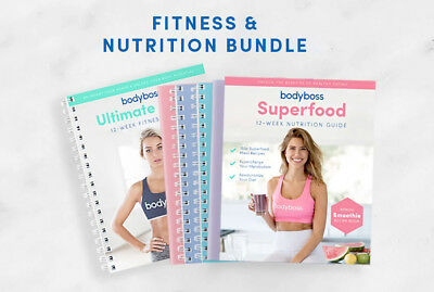 Bodyboss Fitness And Nutrition Ultimate Complete Guide PDF