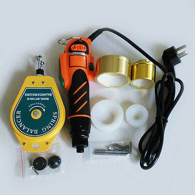 High-Power!Hand-held Electric Manual Screw Capper Plastic Bottle Capping Machine