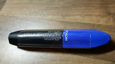 2xRevlon Volume + Length Magnified Mascara 8,5 ml Wimperntusche Make Up Schwarz
