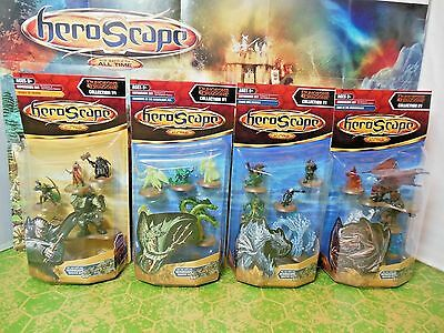 Heroscape Wave 11/D1 Champions of the Forgotten Realms, NIB, Complete