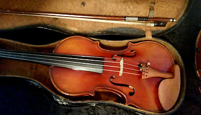 Old Jackson Guldan Violin Antique