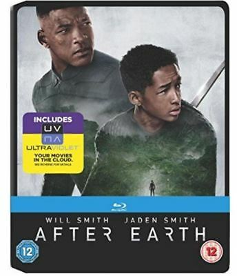 Blu Ray : After Earth - Ed Steelbook avec VF - NEUF