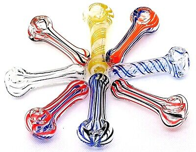 "1 Piece Brand New 2.5"" Tobacco Pipe. Random Color"