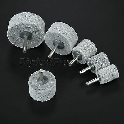 1PC Cylinder Fiber Buffing Wheel Grinding Abrasive Polishing Power Rotary Tool
