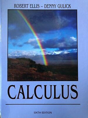 CALCULUS WITH ANALYTIC Geometry Brief Edition By Anton