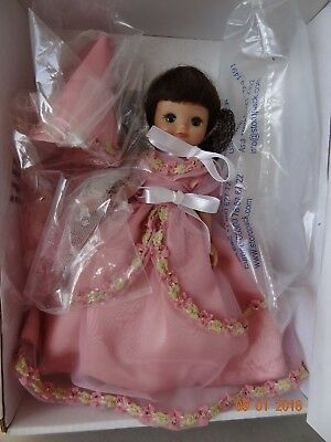 """Tonner """"Princess Betsy"""" 8"""" Betsy McCall Collectible Doll, BC1401 New Mint in Box"""