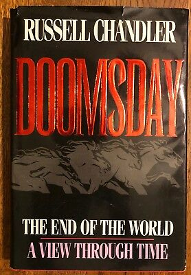 DOOMSDAY: The End of the World: A View Through Time, Russell Chandler Y363