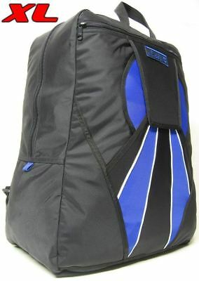 Skydiver Syndrome Gear Bag Parachute Rig Skydiving Container Backpack Blue S17
