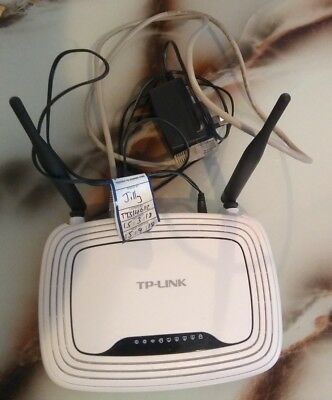 TP-Link TL-WR841N Wireless N300 Router