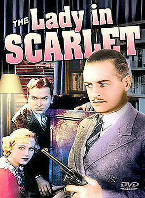 Lady In Scarlet (DVD, 2004) - SHIPS IN 1 BUSINESS DAY W/TRACKING