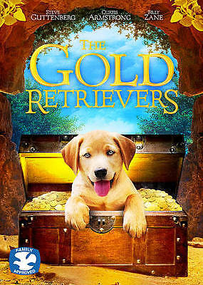 The Gold Retrievers (DVD, 2010) - SHIPS IN 1 BUSINESS DAY W/TRACKING