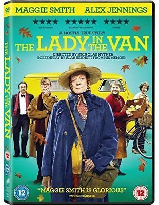 The Lady in the Van DVD New & Sealed  5035822995130