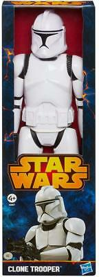 Star Wars Clone Trooper Titan Hero Series Action Figure 12-Inch new sealed