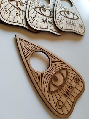 Planchette in Acrylic or Wood