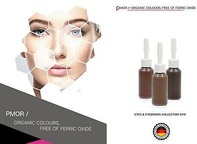 Permanent Makeup Farbe Microblading make-up Farbe Pigmentierfarben Light Brown