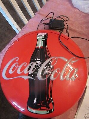 Coca Cola Phone with Adapter   LOCAL PICK UP ONLY