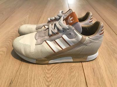 814d7c3933ccc adidas ZX 800 series family SAMPLE very rare 2007 leather lux brogue leisure