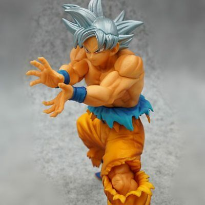 Anime Dragon Ball Z Super Ultra Instinct Goku The Super WARRIORS SPECIAL Figure