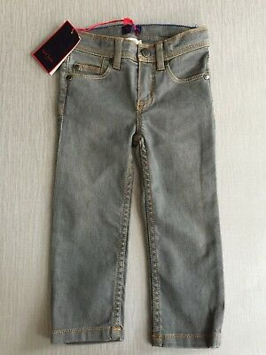 Paul Smith Boys Grey Fitted Jeans Age 2 Years Bnwt