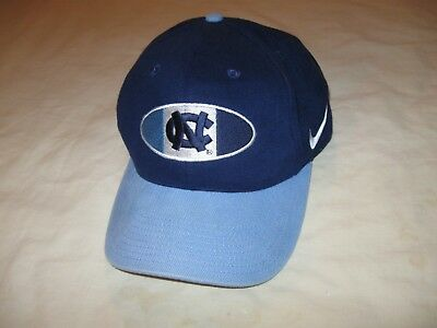 North Carolina Tar Heels Vintage Nike Hat Cap Mens One Size Snapback 90s UNC  MJ a9dec23e7be4