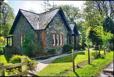 1 Week Holiday The Lodge in South West Scotland Sun 24th Of Feb - 3rd Of March