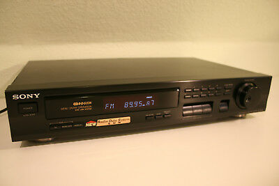 SONY ST-S 315 RDS FM Stereo / FM-AM Tuner
