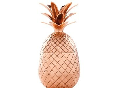 Absolut ELYX Copper Pineapple Rare Pineapple Drink Cup/bowl (last Ones)