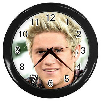 NIALL HORAN ONE DIRECTION 10 inch 25cm COLLECTIBLE WALL CLOCK 98826167