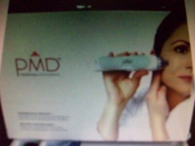 PMD Personal Microderm Microdermabrasion Device skin system At home DIY kit