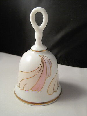Gorham Japanese Porcelain Bell with Tags