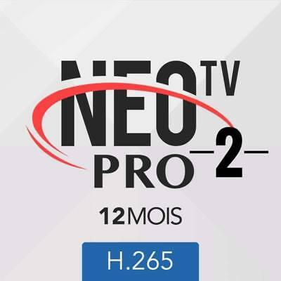 NEOTV PRO 2 H.265 android / smart tv, box and receivers / 12month official