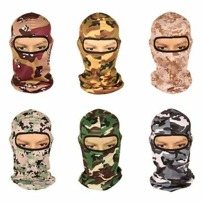 Cycling Face Mask Multicolor Warm Windproof Motorcycle Riding Scarf Hat Headwear