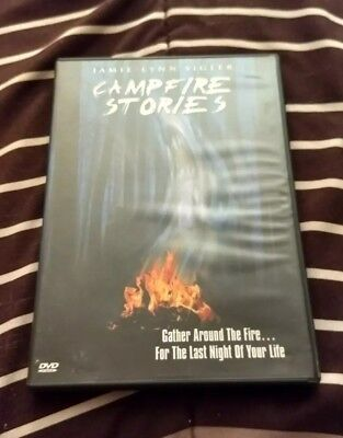 CAMPFIRE STORIES DVD Used 2002 Horror - $5 99 | PicClick