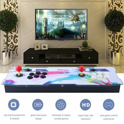 2020 in 1 Pandora Box 6s Retro Video Games Double Stick Arcade Console Light EK
