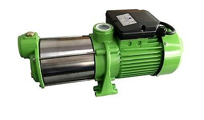 Chm Gmbh Premium Centrifugal Pump 1,65 Kw Garden from Stainless Steel 10800 L/H
