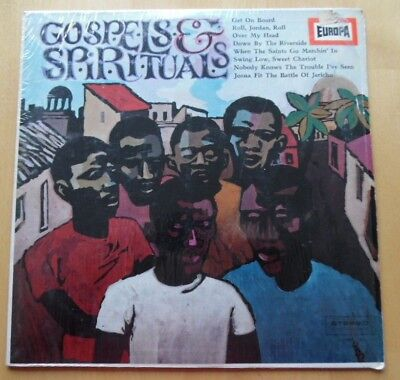 "<1085-JM> 12"" LP: The Pennsylvania Gospel Group - Gospels & Spirituals"