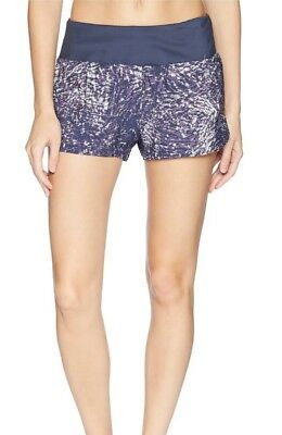 563bf4a1d4ad7 ADIDAS Supernova Glide Print Running Shorts Women Stay Dry Reflective Slim  Fit L