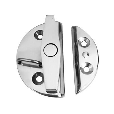 Large Stainless Steel Door Holder  Lock Latch Hatch Handle Catch Boat DRCAT2