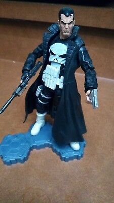 "Marvel Legends THE PUNISHER 6"" Inch Figure Complete Epic Heroes loose Rare"
