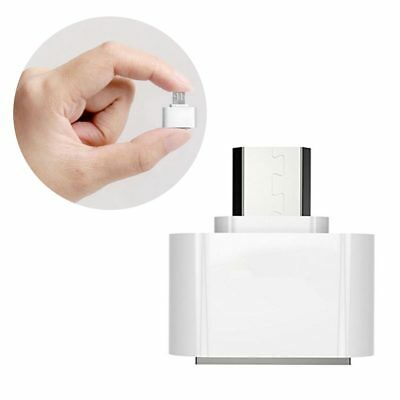 Micro USB to USB 2.0 OTG Adapter Converter For Android Devices Smart Use