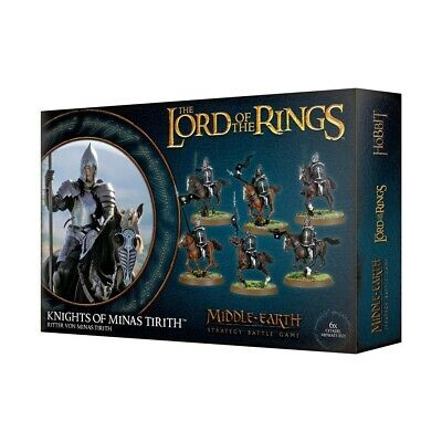 Knights Of Minas Tirith Games Workshop Brand New 99121464015
