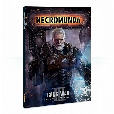 Necromunda: Gang War 3 - Italian Games Workshop Brand New 02040599014