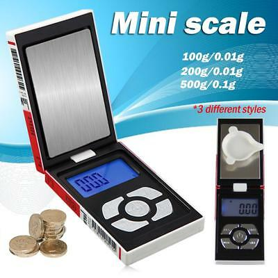 Electronic Pocket Mini Digital Gold Jewelry Weighing Scale 0.01g Weight Scale