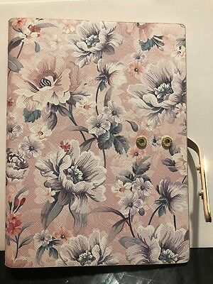 FOREVER NEW Address Book 230mm x 180mm Floral Print - #A36